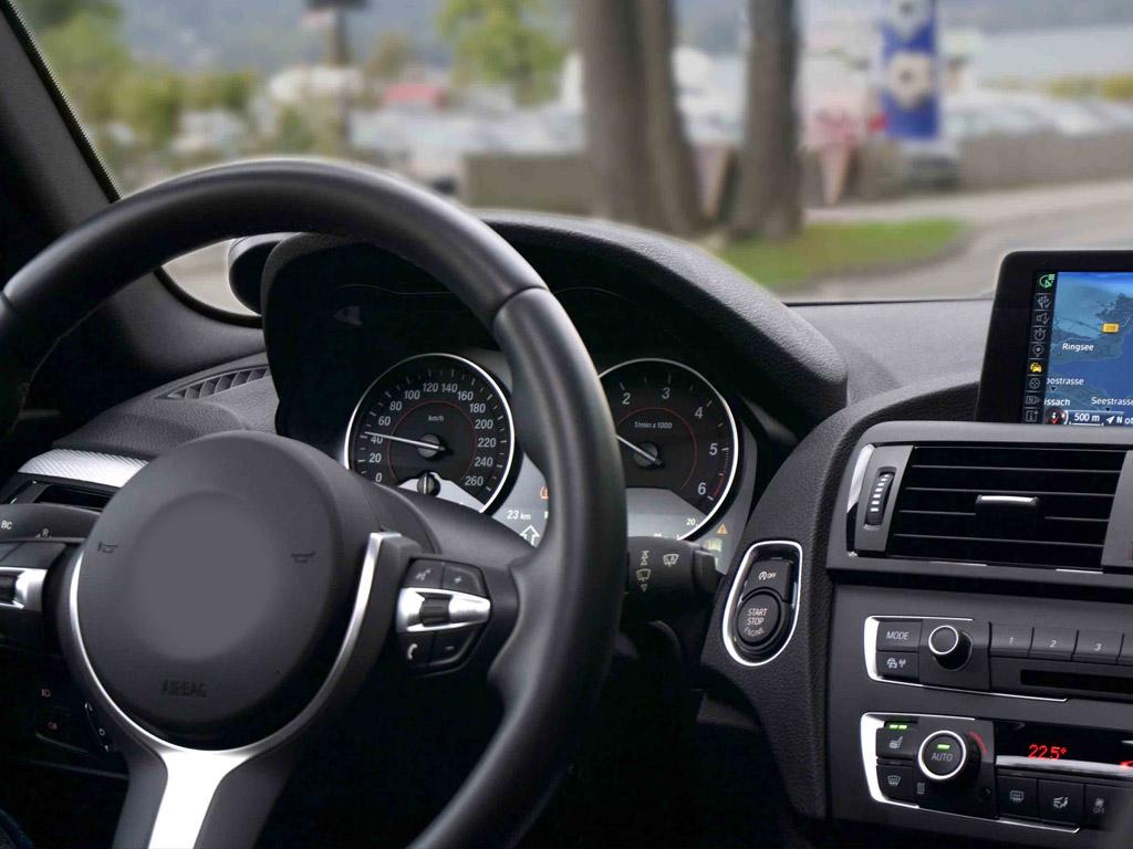 Aquatouch w samochodzie - zastosowanie