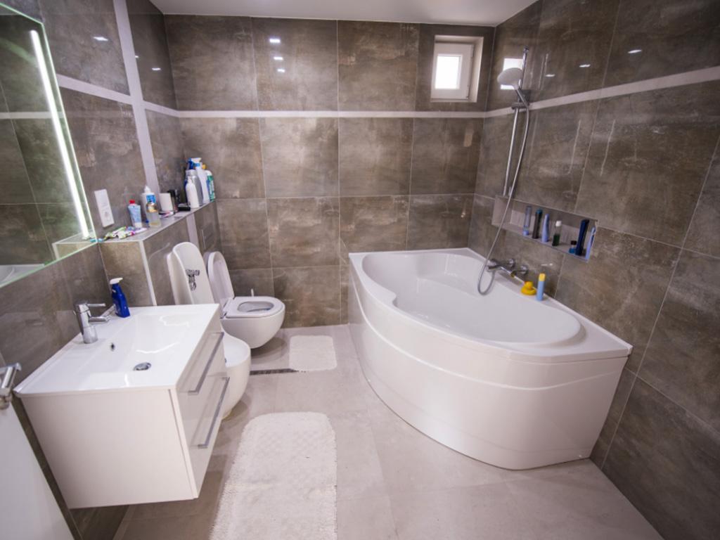 Aquatouch łazienka - zastosowanie