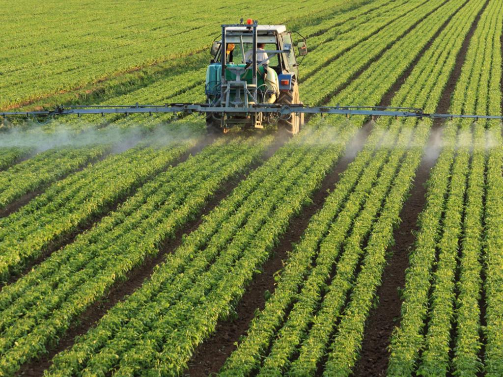 Aquatouch rolnictwo - zastosowanie